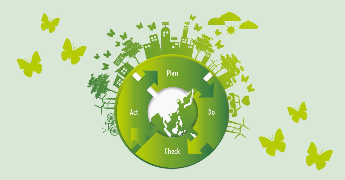 IJzersterk in milieuprestaties met de PDCA-cyclus in ISO 14001