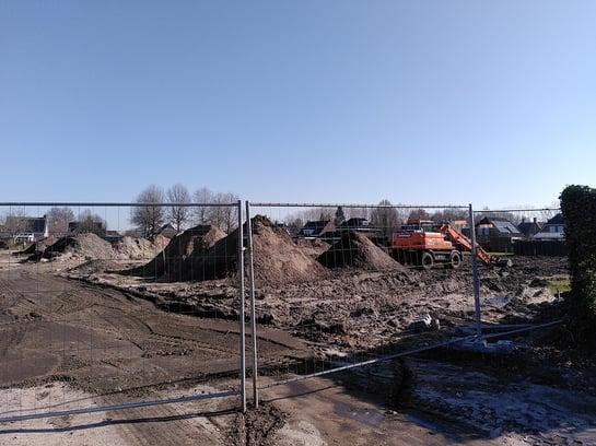 bouwplaats Zeeland Wkb proefproject 2