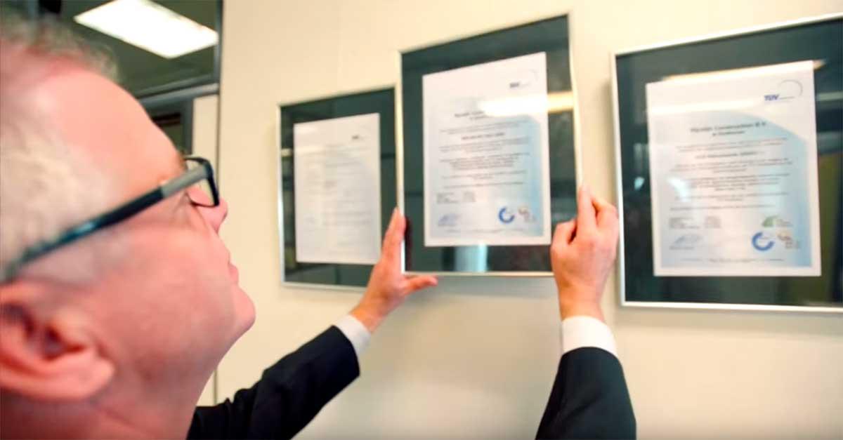 Waarom ISO 14001 certificering? De voordelen op een rij