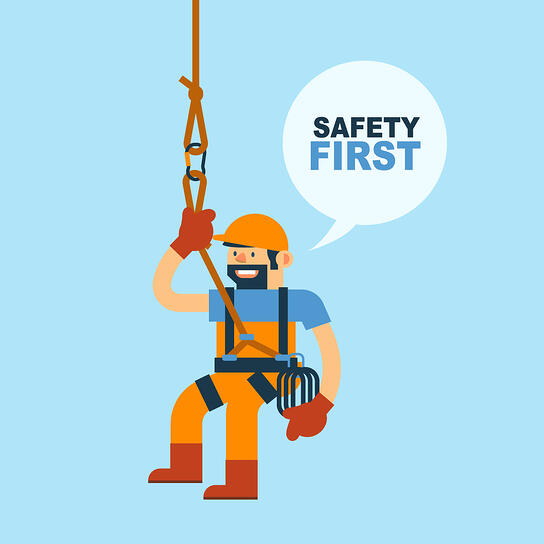 Veiligheid op de werkvloer